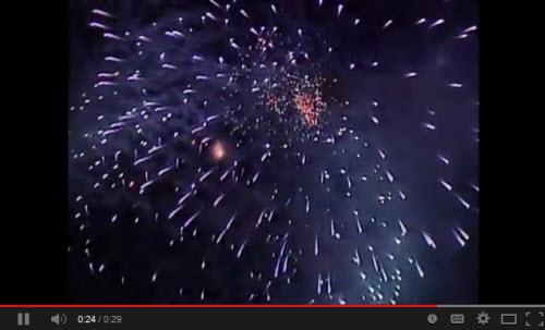 Bissell Eye Care Fireworks Eye Safety