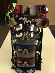 Bissell Eye Care, Sunglasses