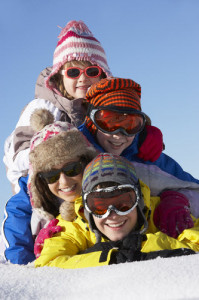 Snow Blindness - Bissell Eye Care Tips