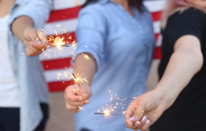 Bissell Eye Care, Fireworks-Safety
