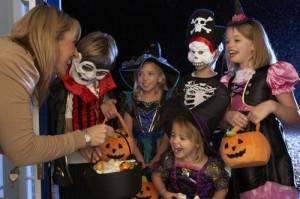 Halloween fun, eye injuries, Bissell Eye Care