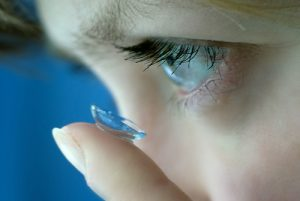 eye infections and contact lenses, Bissell Eye Care